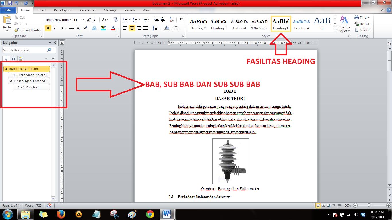 Cara Membuat Bookmark Pada File Pdf Ikhwan Luthfi Syafjon